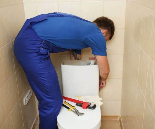 Best Toilet Repair in West Hollywood