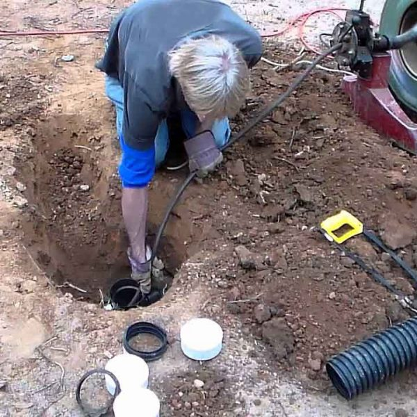 Sewer & Drain repairs